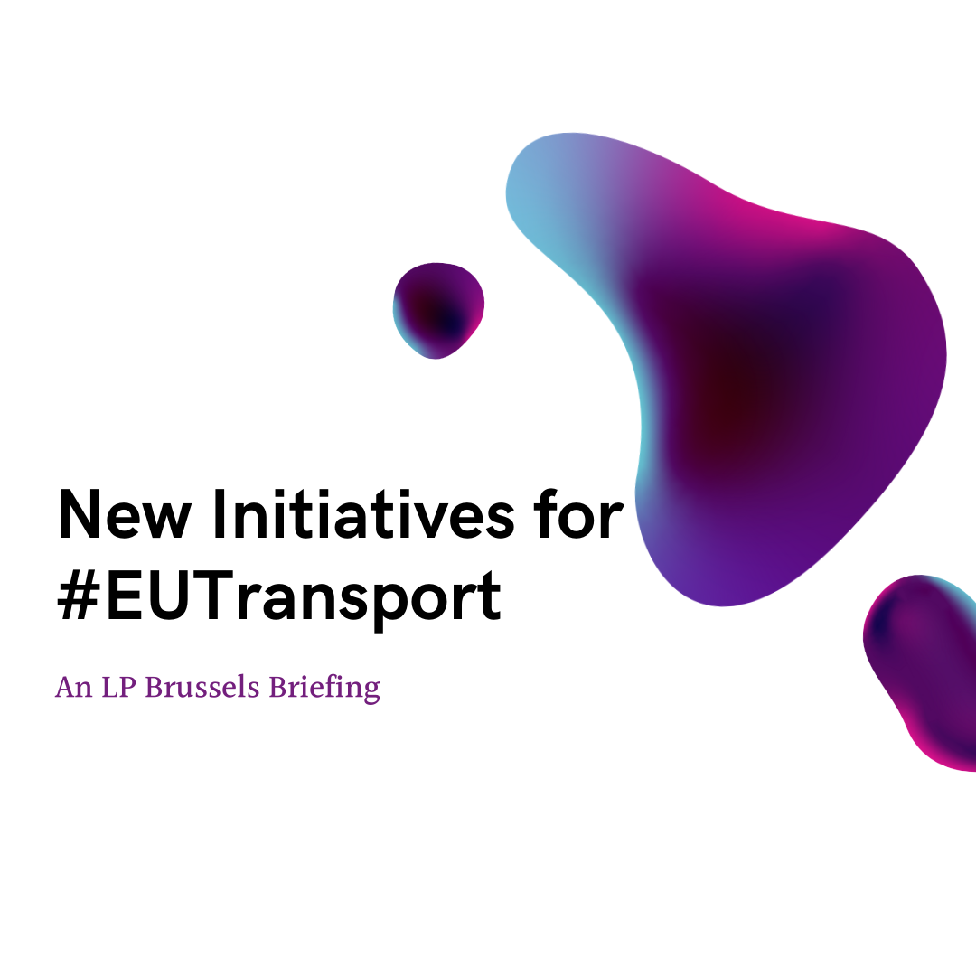 A briefing on the European Commission's Work Programme 2021 & transport