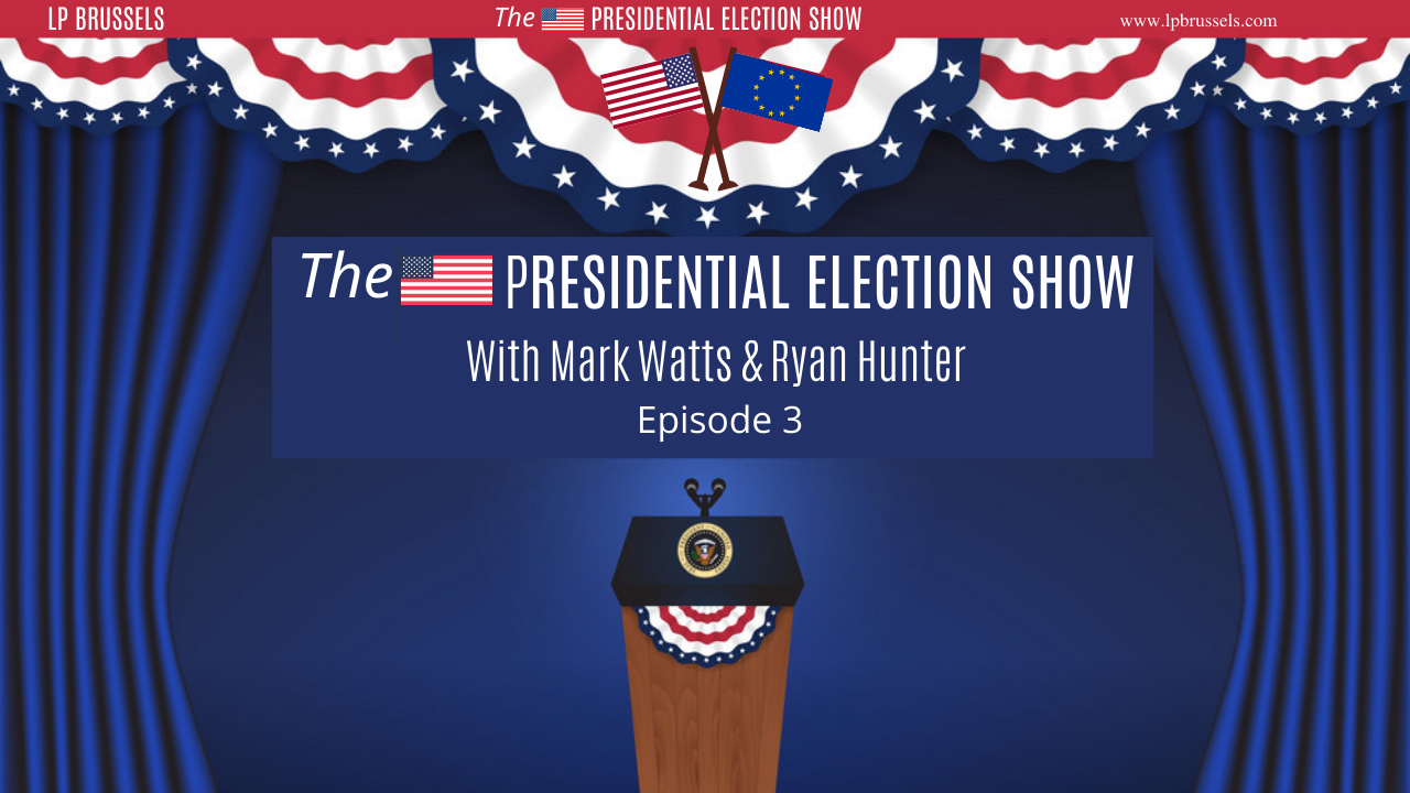 Episode 3 The PRESIDENTIAL ELECTION SHOW - Why national polls are useful but ultimately deceptive